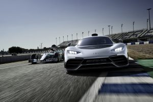 Mercedes-AMG Project ONE supercar: Formule 1 technologie voor de weg