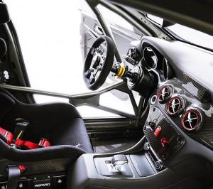 amg 45 racing cockpit
