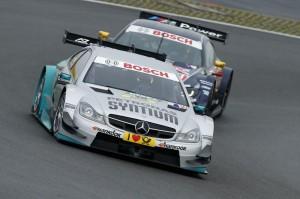 AMG op de Nürburgring