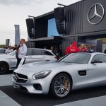 Mercedes-AMG stand