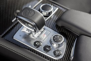 Mercedes-AMG SL 63 versnellingsbak en rijmodi