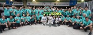 Formule 1 wereldkampioen 2015