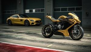 MV Agusta F3 AMG GT-S solar beam yellow