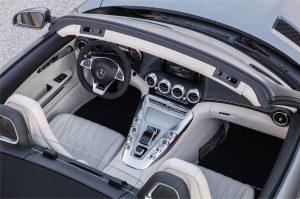 Mercedes-AMG GT Roadster en Mercedes-AMG GT C Roadster