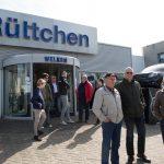 AMG Vriendenclub openingsmeeting Rüttchen
