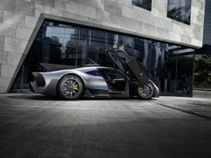 Mercedes-AMG Project ONE supercar: Formule 1 technologie voor de weg