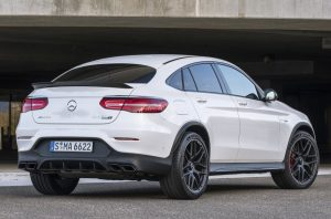 Mercedes-AMG GLC 63 4MATIC+ Coupé