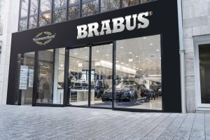Brabus Sunseeker Königsallee 90 Düsseldorf'