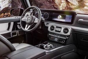 Mercedes-Benz G klasse 2018 interieur