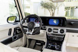 Mercedes-AMG G 63 interieur