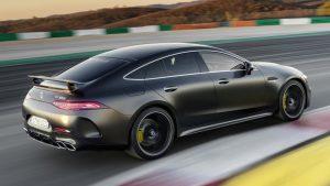 AMG GT vierdeurs coupé