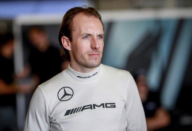 Mercedes-AMG coureur Yelmer Buurman