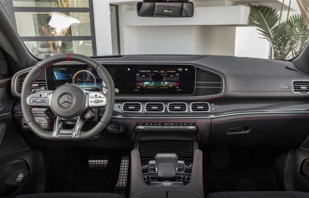 GLE 53 4MATIC + MBUX