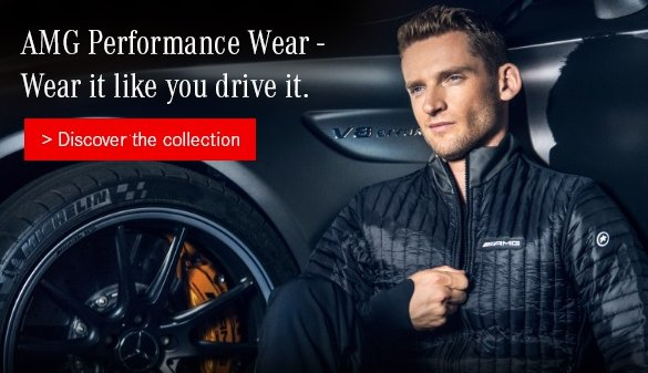 AMG Performance Wear
