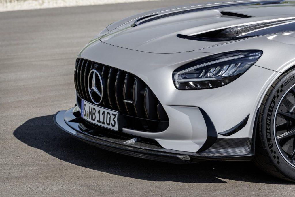 AMG Vriendenclub GT Black Series